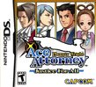 Phoenix Wright: Ace Attorney - Justice for All boxshot