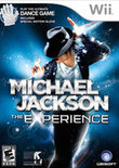 Michael Jackson: The Experience boxshot