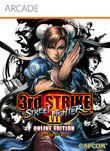 Street Fighter III: Third Strike Online Edition boxshot