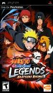 Naruto Shippuden Legends: Akatsuki Rising boxshot