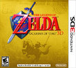 The Legend of Zelda: Ocarina of Time 3D boxshot