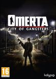 Omerta: City of Gangsters {UK} boxshot