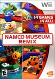 Namco Museum Remix boxshot