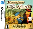 Professor Layton and the Curious Village boxshot