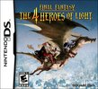 Final Fantasy: The 4 Heroes of Light boxshot