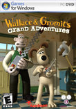 Wallace & Gromit's Grand Adventures boxshot