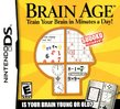 Brain Age: Train Your Brain in Minutes a Day boxshot