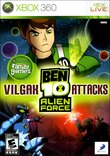 Ben 10 Alien Force: Vilgax Attacks boxshot