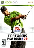 Tiger Woods PGA Tour 09 boxshot