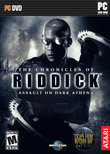 The Chronicles of Riddick: Assault on Dark Athena boxshot