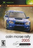 Colin McRae Rally 2005 boxshot