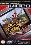 Kids Next Door Volume 1 (GBA Video) boxshot