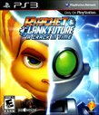 Ratchet & Clank Future: A Crack in Time boxshot