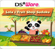 Lola's Fruit Shop Sudoku boxshot