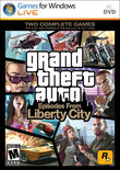 Grand Theft Auto: Episodes from Liberty City boxshot