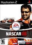 NASCAR 08 boxshot