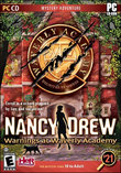 Nancy Drew: Warnings at Waverly Academy boxshot