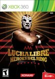 Lucha Libre AAA Heroes of the Ring boxshot