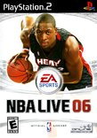 NBA Live 06 boxshot