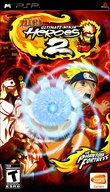 Naruto: Ultimate Ninja Heroes 2: The Phantom Fortress boxshot