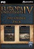 Europa Universalis IV Pre-Order Pack boxshot