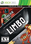 Xbox 360 Triple Pack: Trials HD + Limbo + 'Splosion Man boxshot