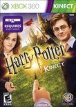 Harry Potter for Kinect boxshot