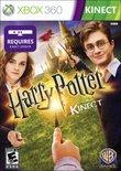 Harry Potter for Kinect boxshot