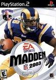Madden NFL 2003 boxshot