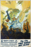 Sam & Max Episode 305: The City That Dares Not Sleep boxshot