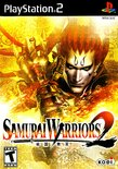 Samurai Warriors 2 boxshot