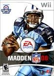 Madden NFL 08 boxshot