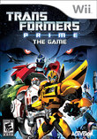Transformers Prime: The Game boxshot