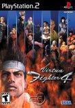 Virtua Fighter 4 boxshot
