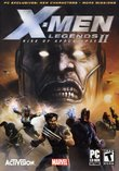 X-Men Legends II: Rise of Apocalypse boxshot