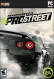 Need for Speed ProStreet boxshot