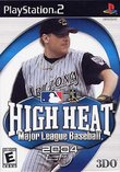 High Heat Major League Baseball 2004 boxshot