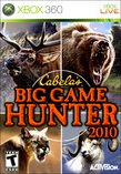 Cabela's Big Game Hunter 2010 boxshot