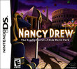 Nancy Drew and the Deadly Secret of Olde World Park boxshot