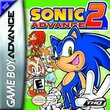 Sonic Advance 2 boxshot