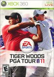 Tiger Woods PGA Tour 11 boxshot