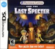Professor Layton & the Last Specter boxshot