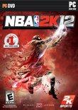 NBA 2K12 boxshot