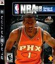 NBA 08 boxshot
