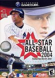 All Star Baseball 2004 boxshot