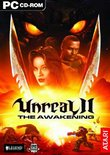 Unreal II: The Awakening boxshot