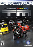 TrackMania Nations United boxshot