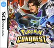 Pokemon Conquest boxshot