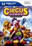 Family Fest Presents: Circus Games - 20 Big Top Classics boxshot