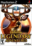 Cabela's Legendary Adventures boxshot